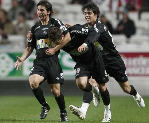 Miguel Pedro recorda o 0-3 na Luz: «Foi como um treino»