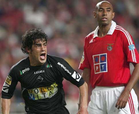 Benfica-Académica, 0-3 (ficha)