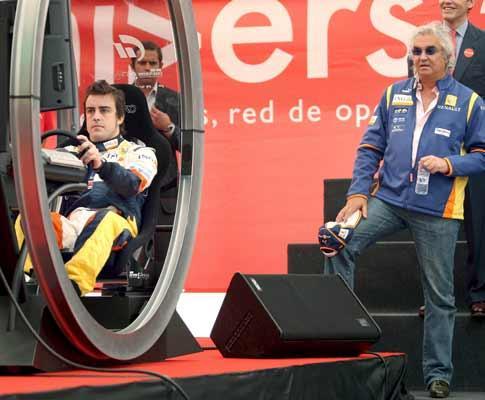 Briatore e a decisão da FIA: «Não encontro credibilidade»