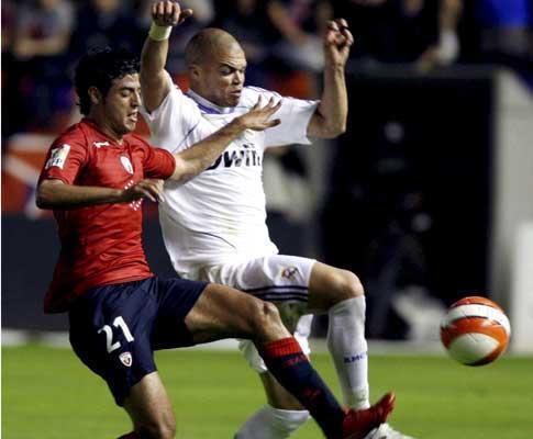 Pepe recorda como se «picava o ponto» no Porto