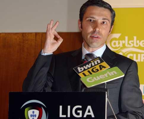 Liga: Ricardo Costa alvo de tentativa de agressão