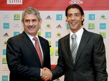 Rui Costa perdeu dinheiro no Benfica e revela: «Sempre fumei»