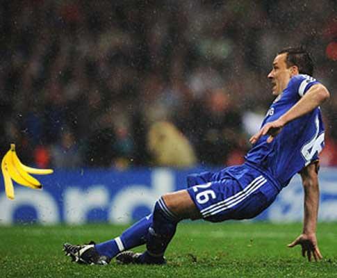 Chelsea: Terry pronto para voltar a marcar um penalty?