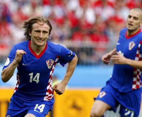 Cristiano Ronaldo: Luka Modric não pode com ele...