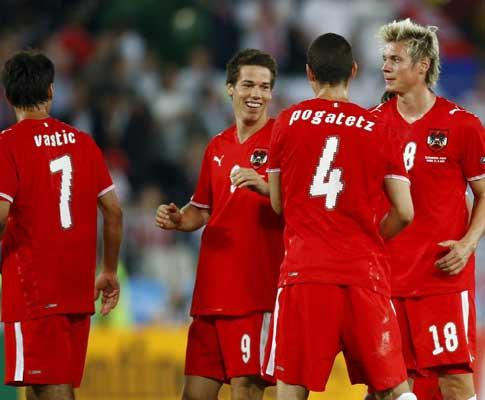 Áustria já tem novo seleccionador