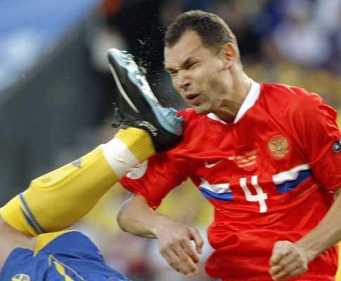 Mundial2018: Ignashevic substitui Kambolov nos eleitos da Rússia