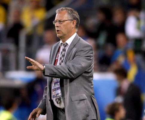 «Portugal é uma das melhores equipas da Europa», Lagerback