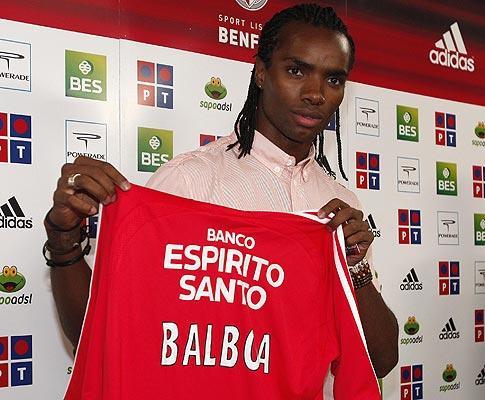 Benfica: Javier Balboa rescinde e já é do Beira-Mar