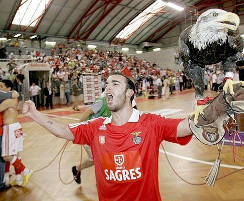 Futsal: Ricardinho renova com o Benfica até 2014