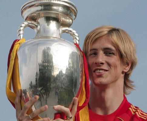 Fernando Torres: «O Barcelona é a melhor equipa da Europa»