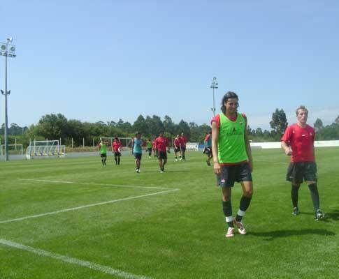 Trofense: Ricardo Nascimento destaca tranquilidade na equipa