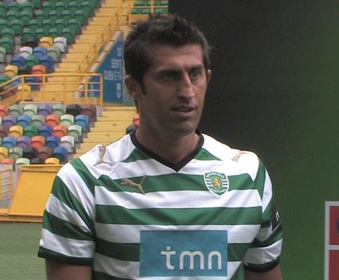 Sporting: João Pereira e Pongolle de volta, tal como Caneira