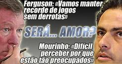 «Em 2004 éramos melhores do que o Porto», disse Fergie há dez dias