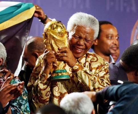 FIFA:  1,6 milhões de bilhetes pedidos para o Mundial-2010