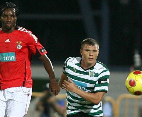 Sporting: Izmailov continua em recuperação