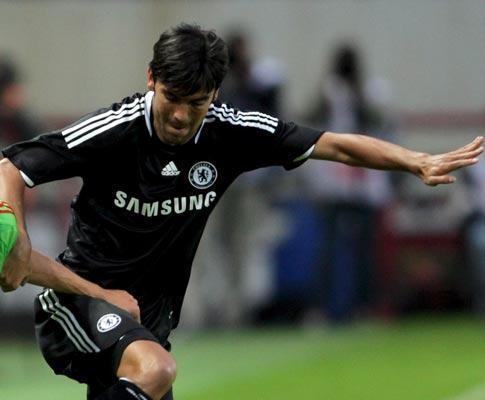 Chelsea: época acabou para Paulo Ferreira