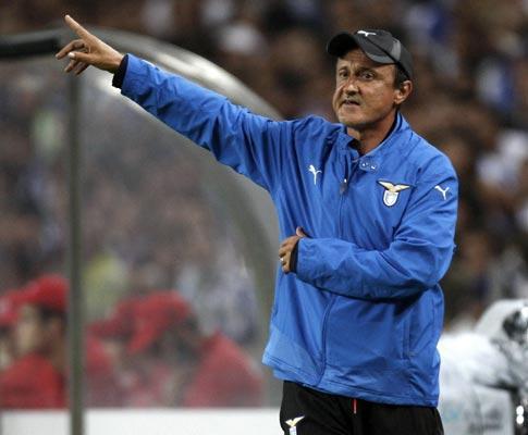 Itália: Zarate brilha na vitória da Lazio