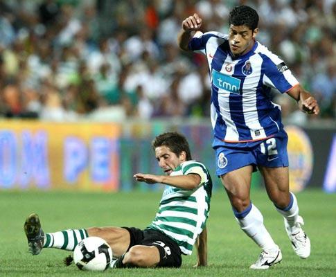 Hulk: «Derrota afasta o Sporting, mas não decide o título»