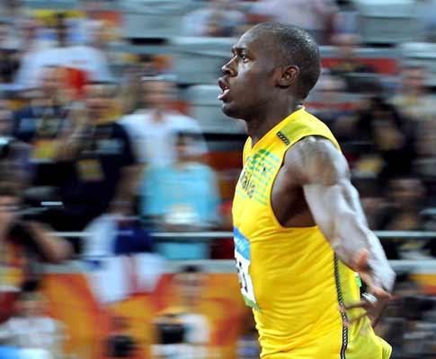 Bolt quer ensinar Cristiano Ronaldo a correr ainda mais