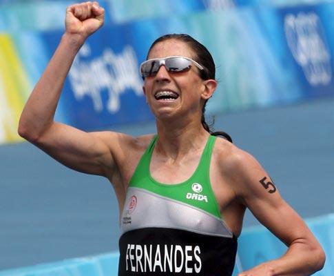 Vanessa Fernandes estreou-se na maratona com sétimo lugar em Valência