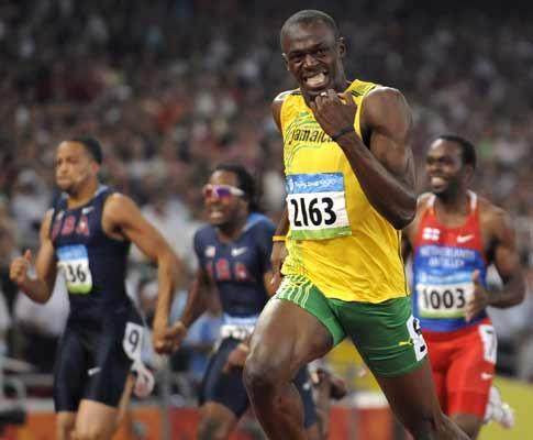 Usain Bolt diz que também experimentou marijuana