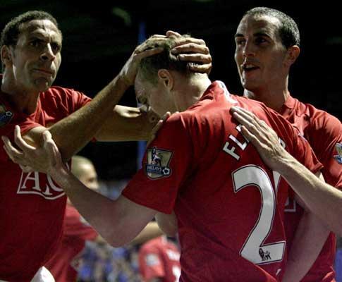 ManUtd domina prémios para melhor do ano da Premier League