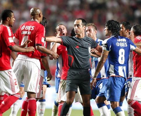 Taça da Liga: Jorge Sousa é o árbitro da final