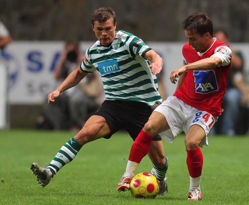 Sporting: Pedro Silva e Izmailov de volta, Rochemback KO