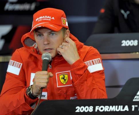 F1: Ferrari domina treinos livres na Malásia