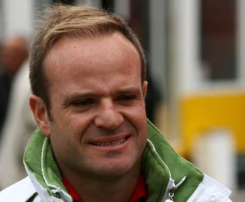 F1: Honda é agora Brawn Racing e Barrichello um dos pilotos