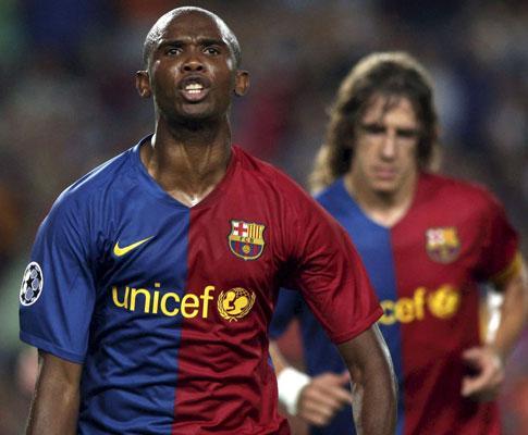 Barcelona tritura Málaga: três portugueses sofrem seis golos