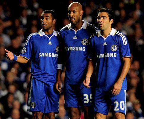 Champions: Chelsea vence em Liverpool (3-1) sem portugueses