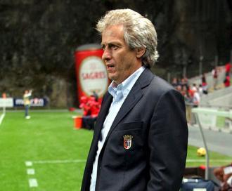 Duas épocas no Benfica