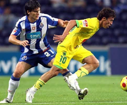 P. Ferreira: Cristiano de volta para o Sporting