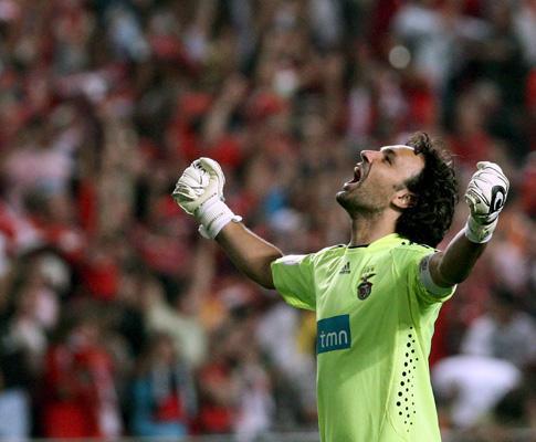 Sporting-Benfica, 1-1, 2-3 após g.p. (destaques das «águias»)