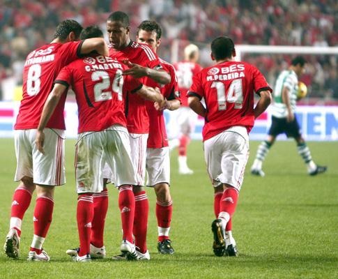 Benfica: Carlos Martins convocado para deslocação à Amadora