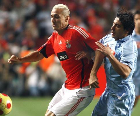 Oficial: Benfica empresta Yebda, Adu, Zoro e Dabao