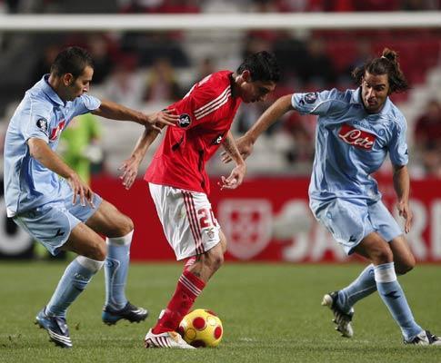 Nápoles muda de treinador: entra Donadoni