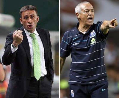 Jesualdo admite resultado justo, Paulo Bento queria mais