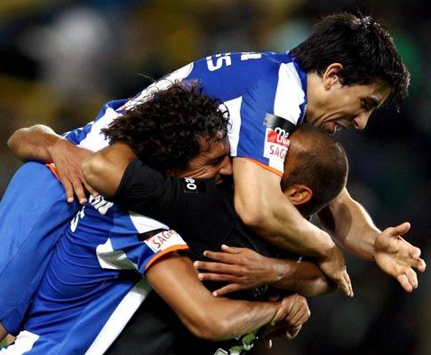 F.C. Porto: quatro jogadores condicionados antes das folgas
