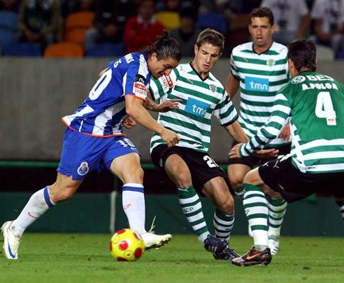 F.C. Porto-Sporting: antecipe o clássico com um sorriso