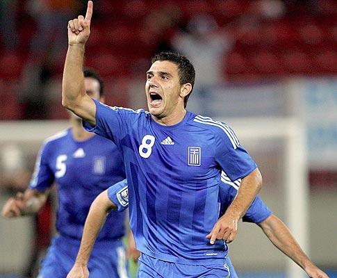 Katsou (Grécia) venceu Israel e está mais perto da África do Sul