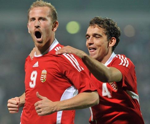 Mundial-2010: Hungria vence e foge a Portugal