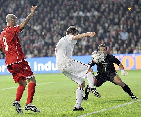 Mundial-2010: Dinamarca não dá hipóteses no grupo de Portugal