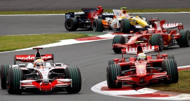 F1: FIA adia até 2010 novo sistema de pontuação por vitórias