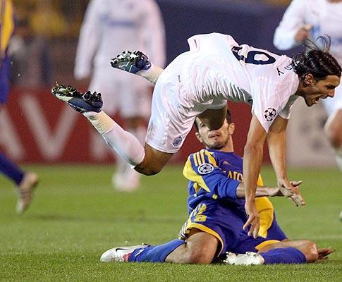 Taça UEFA: Zenit passa em Estugarda com Danny ao leme (2-1)