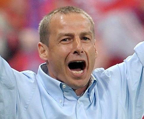Klinsmann explica «fracasso» dos italianos e de Mourinho na Europa