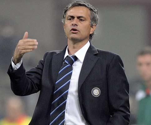 Mourinho: «O que me agradou mais foi a festa da Juventus»