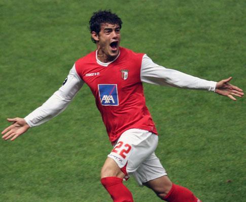 Sp. Braga: Jorginho cede lugar na convocatória a Luís Aguiar