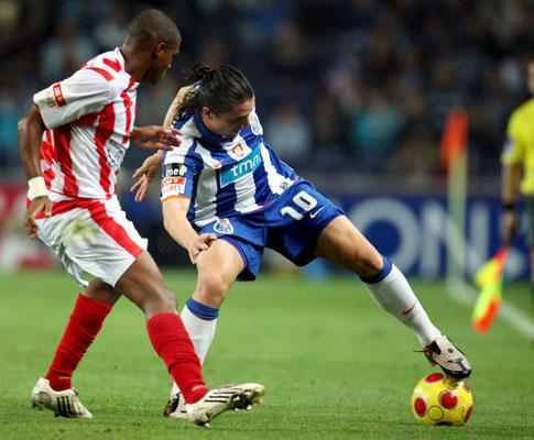 Vasco Fernandes (Olhanense): «Quero relançar a minha carreira»